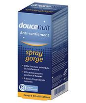 Douce Nuit Throat Spray