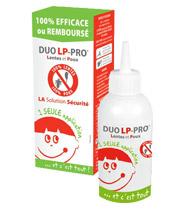 Duo LP-Pro Lozione radicale contro lendini e pidocchi