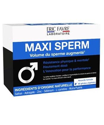 Eric Favre Los espermatozoides Maxi
