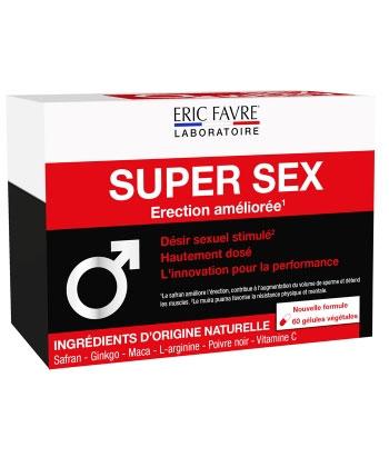 Eric Favre súper Sexo