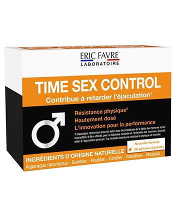 Eric Favre Control de Tiempo sexo