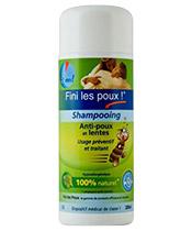 Fini les Poux Shampoo anti-pidocchi e lento