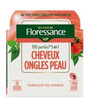 Floressance BB Pearl capelli unghie Pelle