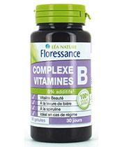 Floressance vitaminas del complejo B