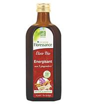 Floressance Elixir Bio energizantes Aux 3 Jengibres