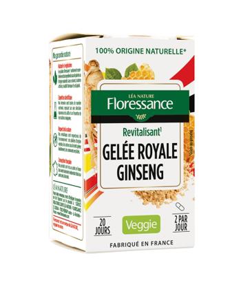 Floressance Rivitalizzante Ginseng e pappa reale