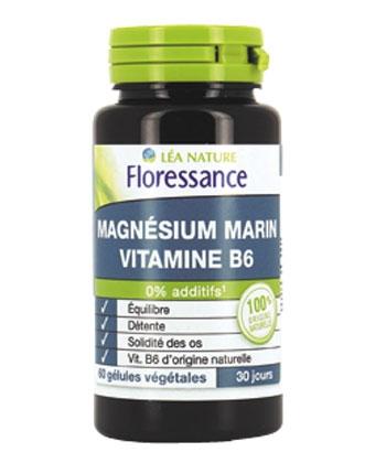 Floressance Magn�sium Marin B6