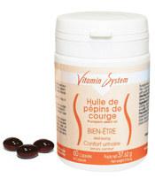 Vitamin System Huile de P�pins de courge
