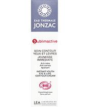 Jonzac Augen und Lippen Contour Pflege
