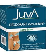 Juvabio 100% deodorante naturale