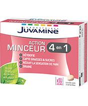 Juvamine Schlankheitsaktion 4 in 1