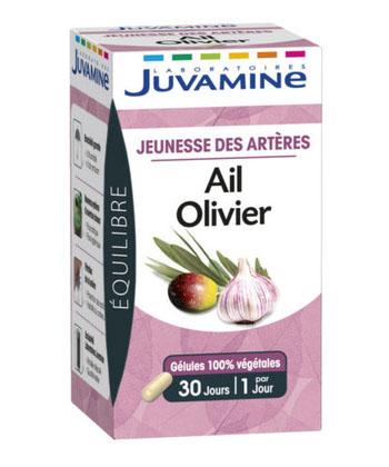 Juvamine Aglio - Olivier Gioventù di arterie