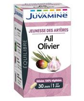 Juvamine Ajo - Olivier de la Juventud de las arterias
