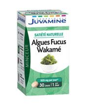 Juvamine Algen Fucus Wakame