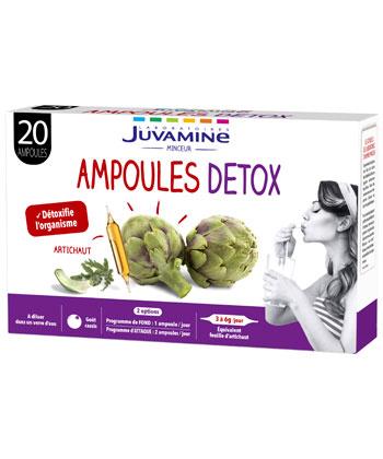 Juvamine Carciofo Detox