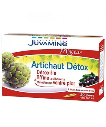 Juvamine alcachofa de desintoxicación