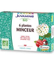 Juvamine 6 Plantas Bio adelgazar