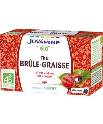 Juvamine Organic Tea Fat Burner