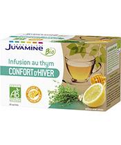 Juvamine Bio Infusion Confort d'Hiver