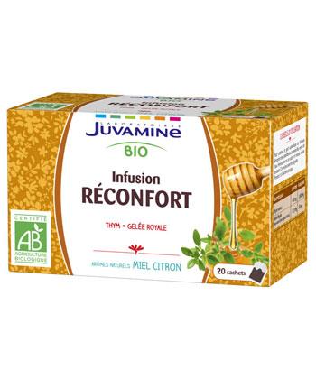 Juvamine Bio Infusión Invierno Comfort