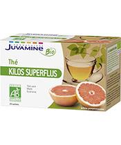 Juvamine Té orgánico Kilos redundante
