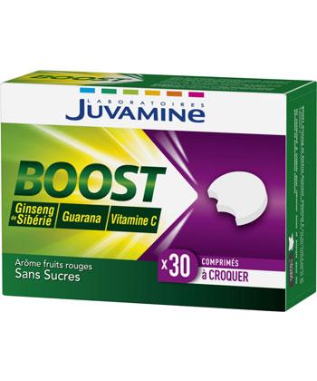 Juvamine La vitamina C Ginseng Guaraná