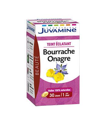 Juvamine Bourrache Onagre