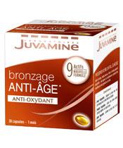 Juvamine Sublime Bronceado Antienvejecimiento