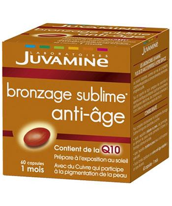 Juvamine Bronzage Sublime Anti-âge