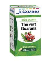 Juvamine Quemar grasa del té verde Guaraná