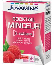 Juvamine Schlankheits-Cocktail 6 Aktionen