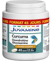 Juvamine Cúrcuma Condroitina Glucosamina