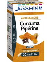 Juvamine Piperine curcuma