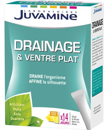 Juvamine Drainage & flacher Bauch