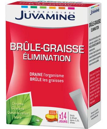Juvamine Brand-Fett-Beseitigung