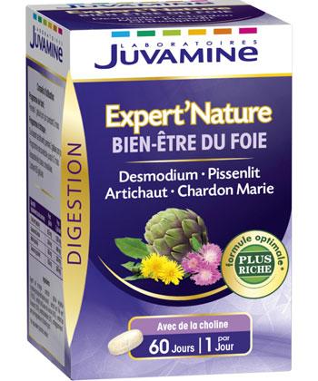 Juvamine Expert'Nature Wellness Leber