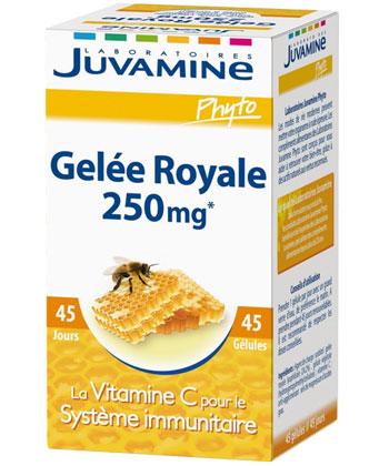 Juvamine Gelée Royale 250mg