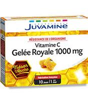Juvamine Gelée Royale 1000mg Vitamine C