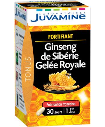 Juvamine Sibirischer Ginseng, Gelée Royale