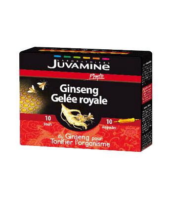 Juvamine Ginseng Gelée Royale