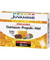 Juvamine Eibisch Propolis Honig