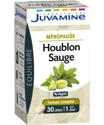 Juvamine Hopfen Sage