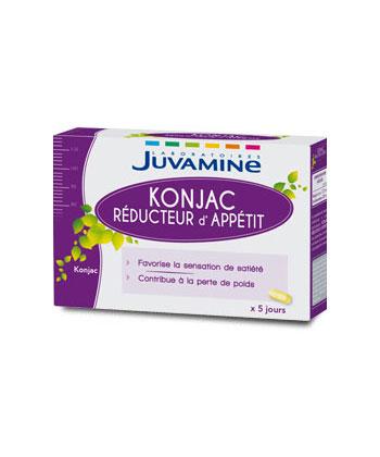 Juvamine Konjac Réducteur d'appétit