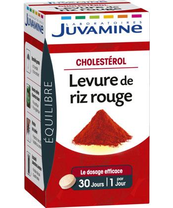 Juvamine Lievito di riso rosso