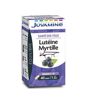 Juvamine Lut�ine Myrtille
