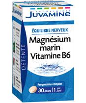 Juvamine Marin Magnesium + Vitamin B6