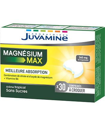 Juvamine Magnesio Máx.
