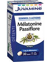 Juvamine Pasiflora de melatonina