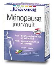 Juvamine Menopause Tag Nacht