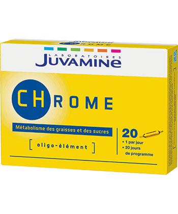 Juvamine Trace elemento Chrome